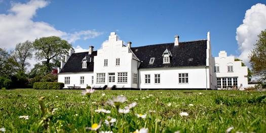 Brandbjerg Højskole herregård